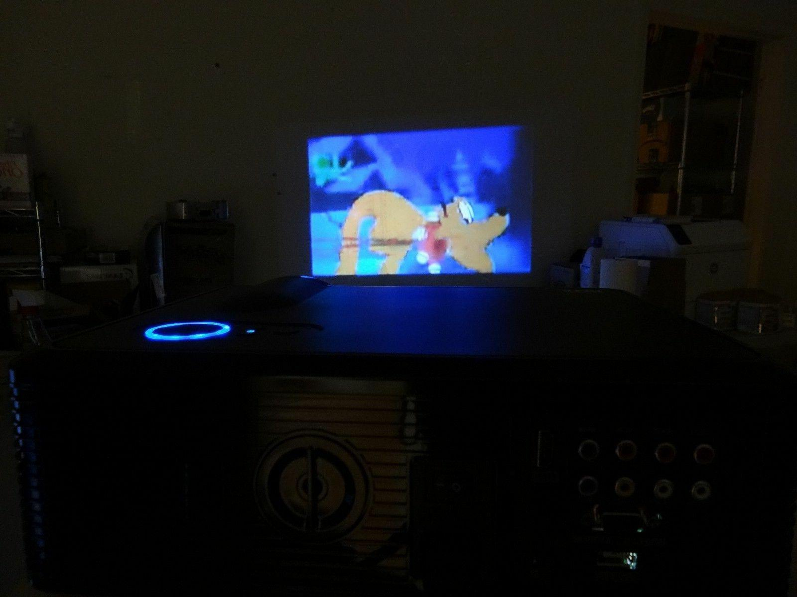 Pyle Video Projector Stereo Speakers HDMI