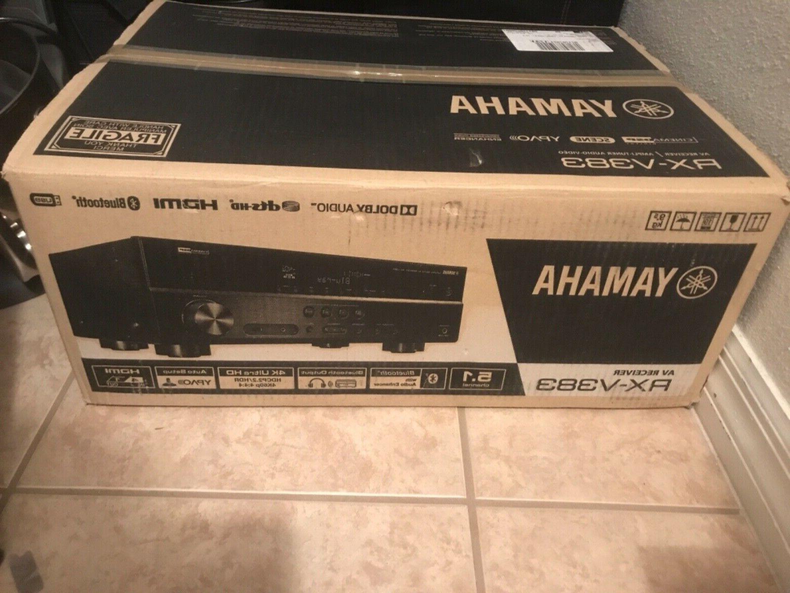 Yamaha 5.1-Channel Ultra HD AV with