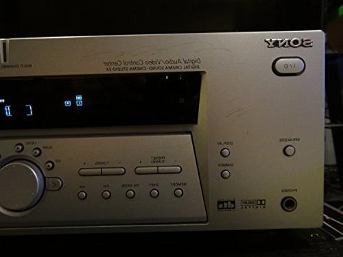 Sony Str-k502 Digital Audio / 5.1 Receiver
