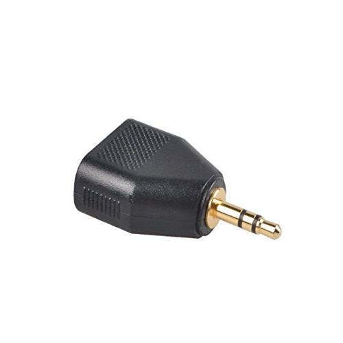 HTTX Audio Headphone Y Splitter Male Jack Headset Compatible iPhone, Tablets,