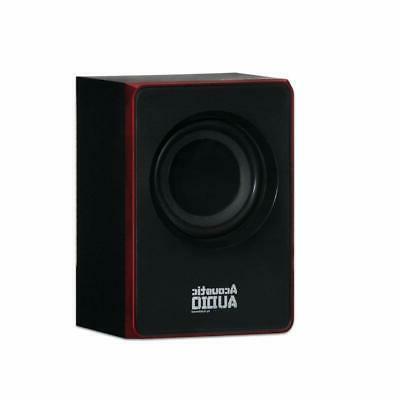 Stereo Bass Audio Sound Speakers Wireless Bluetooth