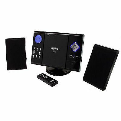 Stereo Home Mount Shelf Audio Speakers Radio