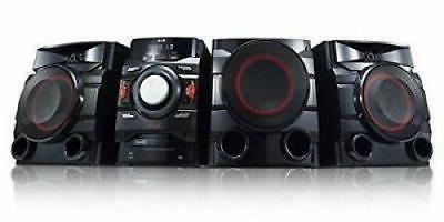 Stereo Home Shelf Speakers 700W Wireless DJ