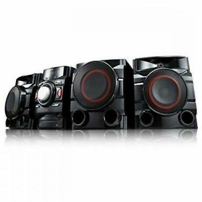 Stereo System Home 700W Stream DJ