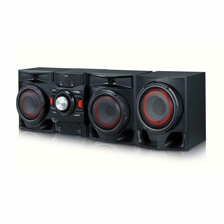 Stereo System Theater Shelf 700W 2.1 Stream