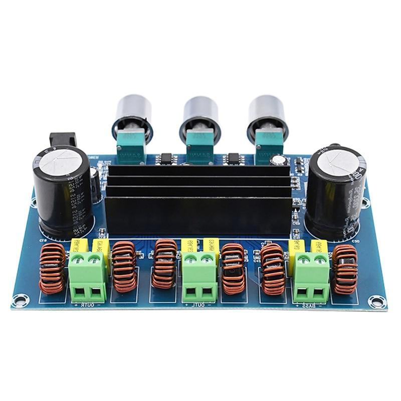 TPA3116 Power <font><b>Board</b></font> 2.1Channel Class D Bluetooth 5.0 Receiver