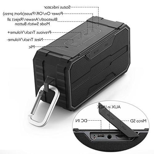 Sonas Sounds Portable Outdoor Bluetooth