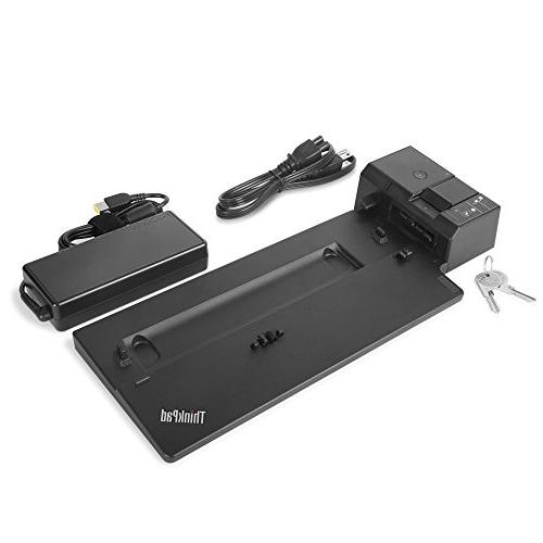 Lenovo USA ThinkPad Ultra Docking Station For P52s,