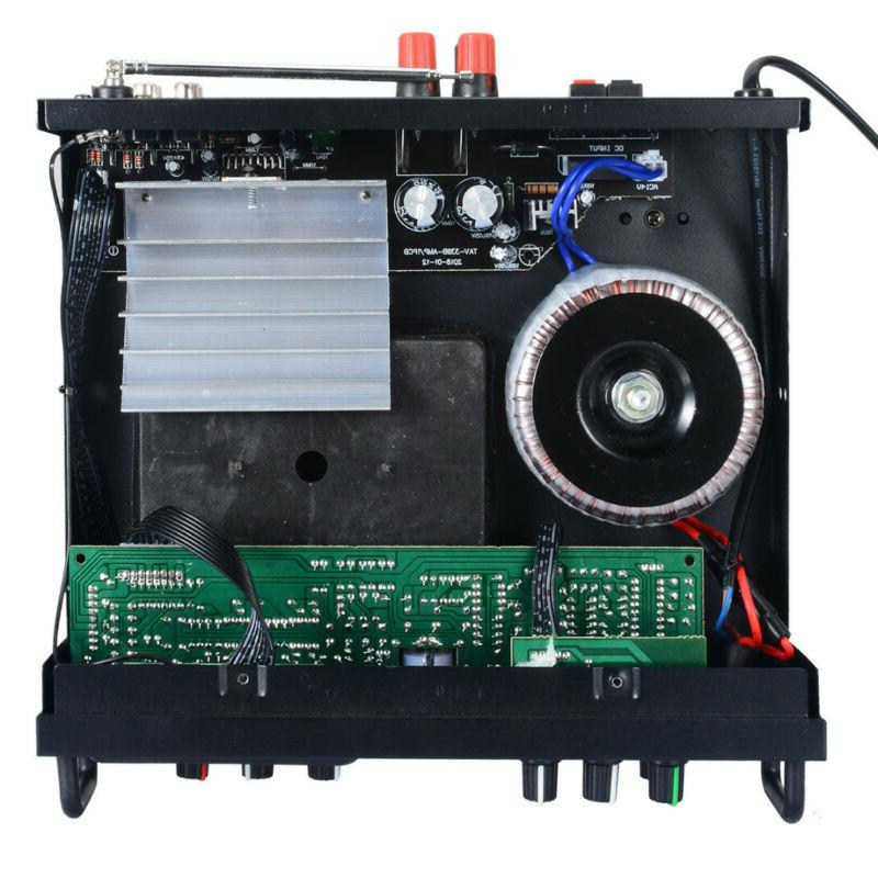 500W HiFi Stereo Karaoke VU USB