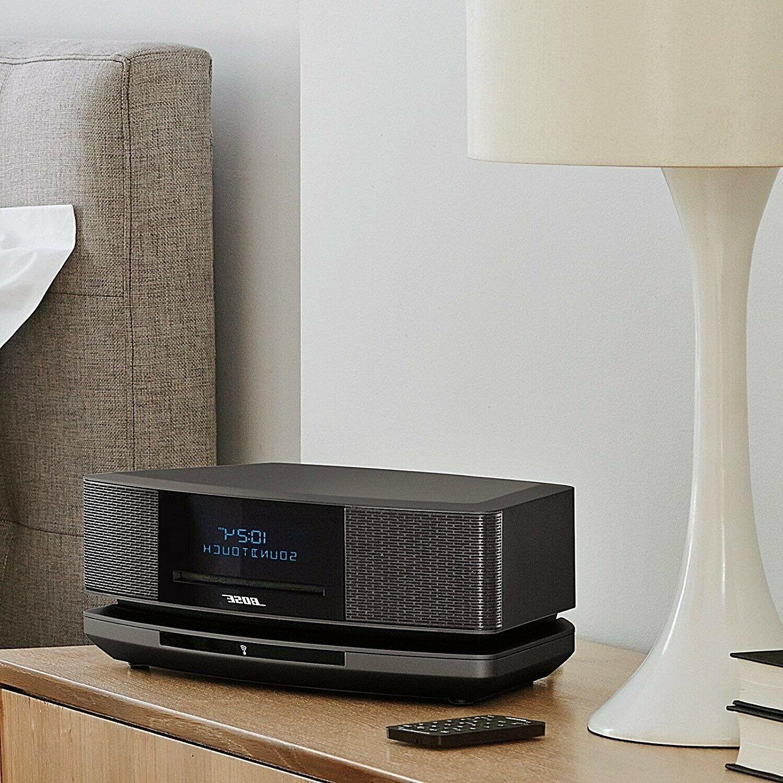 Bose Wave SoundTouch System Alexa, Espresso