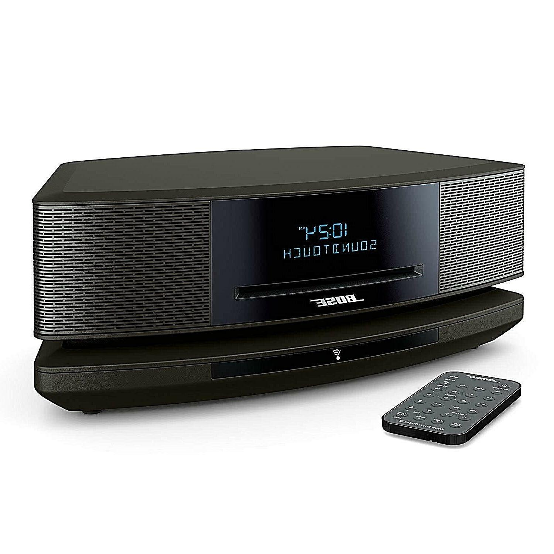 Bose Wave SoundTouch System IV, works Alexa, Espresso