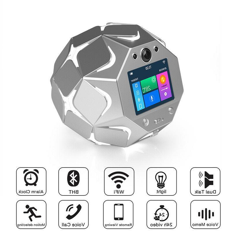 wifi 3d sound speaker camera stereo hifi