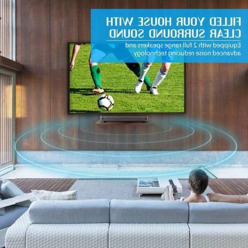 Wireless Speaker Bass Home TV Subwoofer