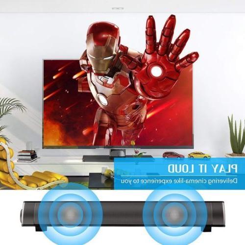 Wireless Bluetooth Speaker Super Bass Home TV Subwoofer