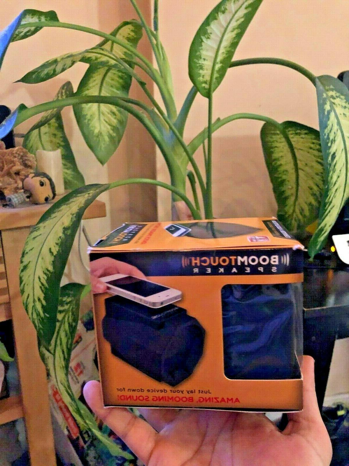 wireless touch portable speaker boom