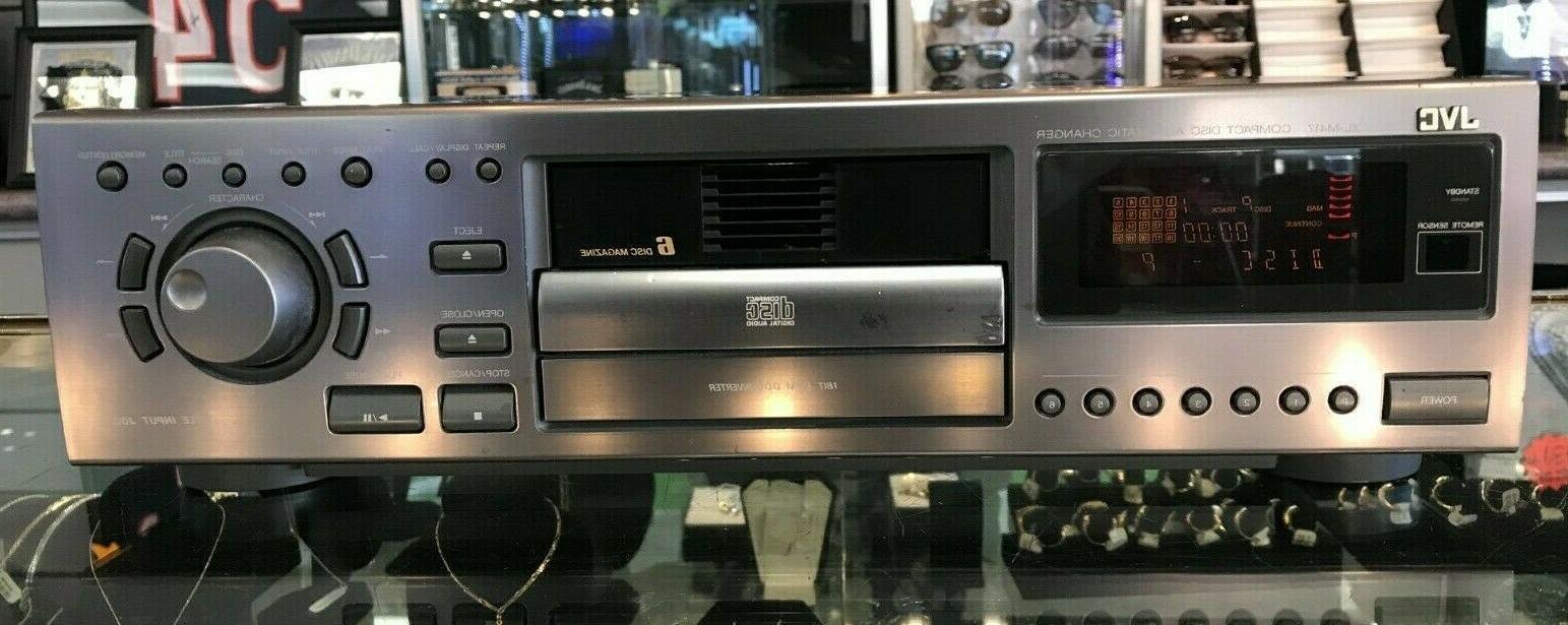 xl m417tn cd player 6 compact disc