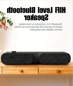 bluetooth speaker wireless for outdoor stereo bass