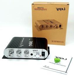 Lepy Lepai LP-838 Super Bass Hi-Fi 2.1 Stereo Amplifier For