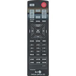 LG AKB73655701 Book-Shelf Audio Stereo System Remote Control