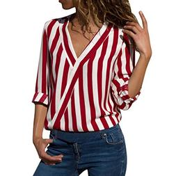 Hemlock Long Sleeve Shirt, Women's Turn Down Collar Blouse B