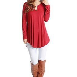 Hemlock Long Women Shirts Long Sleeves Top Spring Stripe Blo
