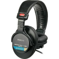 Sony MDR7506 Professional Large Diaphragm Headphone #MDR-750