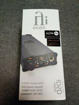 ifi Audio Micro idsd Black Label hifi headphone amplifier da