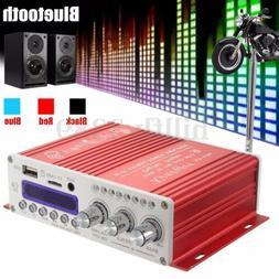 mini bluetooth hifi stereo amplifier