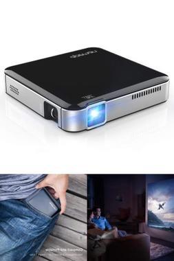mini portable projector video dlp home cnema