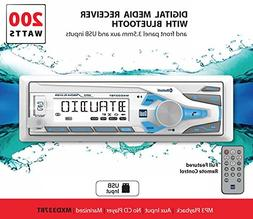 Dual Electronics MXD337BT Large Multi Line LCD Digital Media