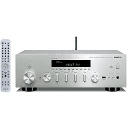 YAMAHA network Hi-Fi receiver wide FM · AM tuner / Wi-Fi /
