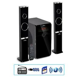 New beFree Sound Home Stereo Bluetooth 2.1 Channel Multimedi