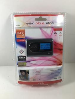 New Sealed GPX 2GB Digital Audio MP3 Music Player MW240S