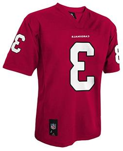OuterStuff NFL Chicago Cardinals Boys Player Fashion Jersey,