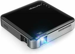 Apeman Nm4 Mini Portable Projector, Video Dlp Pocket Project