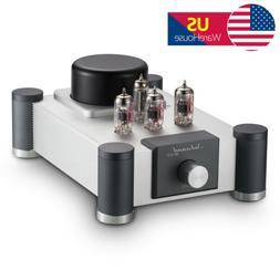 Nobsound NS-01P Vacuum Tube Preamp Hi-Fi Desktop Stereo Home