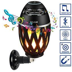 NULED Flame Speaker w. LED Atmosphere IP65 Waterproof 3600mA