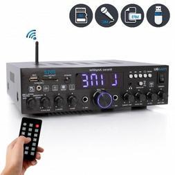 pda4bu wireless bluetooth home stereo amplifier multi