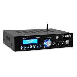 Pyle PDA5BU Stereo Amplifier Reciever BT/AM/FM/USB/AUX LCD D