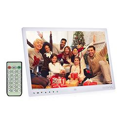 Digital Picture Frame, Andoer 13 inch LED Digital Photo Fram