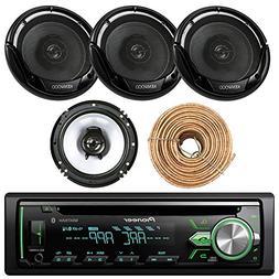 Pioneer DEH-S4100BT Car Bluetooth Radio USB AUX CD Player Re