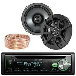 Pioneer DEH-X4900BT Car Bluetooth Radio USB AUX CD Player Re