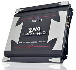 2 Channel Car Stereo Amplifier - 1400W Dual Channel Bridgeab