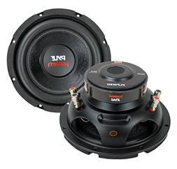 """2) PYLE PLPW8D 8"""" 1600W Dual Voice Coil 4-Ohm Car Audio Subw"""