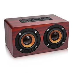 Portable Stereo Speaker, EIVOTOR 10W Wireless Home Speaker w