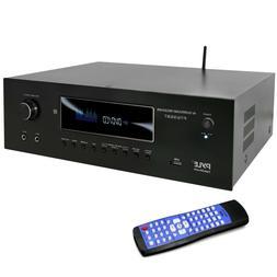 Pyle PT696BT 5.2-Ch Wireless BT Surround Sound Stereo Amplif