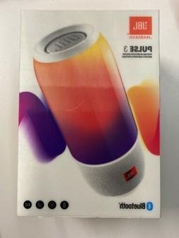 JBL Pulse 3 White Pulse 3 Wireless Bluetooth IPX7 Waterproof