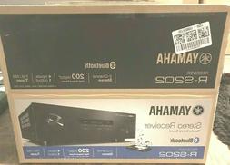 Yamaha R-S202BL Stereo Receiver w/ Bluetooth 40 station FM/A