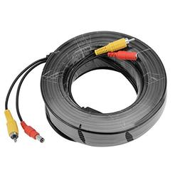 uxcell 30M/98ft RCA Audio Video Cable Male to Male Wire Exte