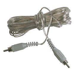 RCA Speaker Cable 24 GA 20' FT RCA Plug Connecter Each End A